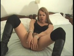 Tgirl Or Rather Trans Girl 4 - Scene 4