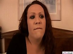 Danyella's been dating Jerome on-line for months and she has a 9-inch...