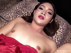There is nothing sweeter than a cock hungry ladyboy with stunning ass. Come...