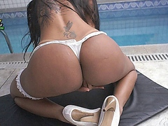 Juliana Vidal self masturbation
