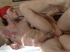Transsexual Big Dick Tramps 5 - Scene 1
